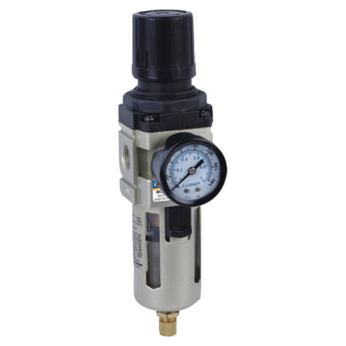 LAW Series compressed air filter regulator