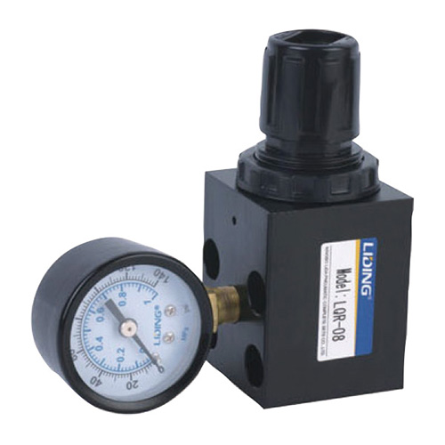 LQR Series Plate Type Regulator