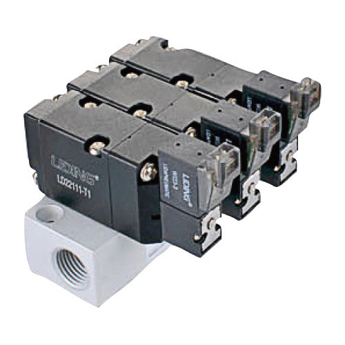 LD22 Series Solenoid Valve Base