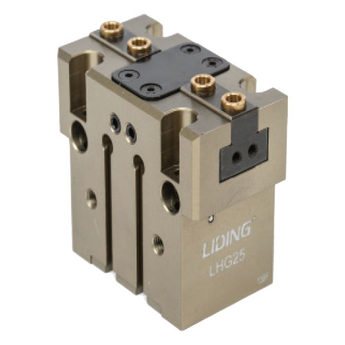 What is the principle of pneumatic solenoid valve