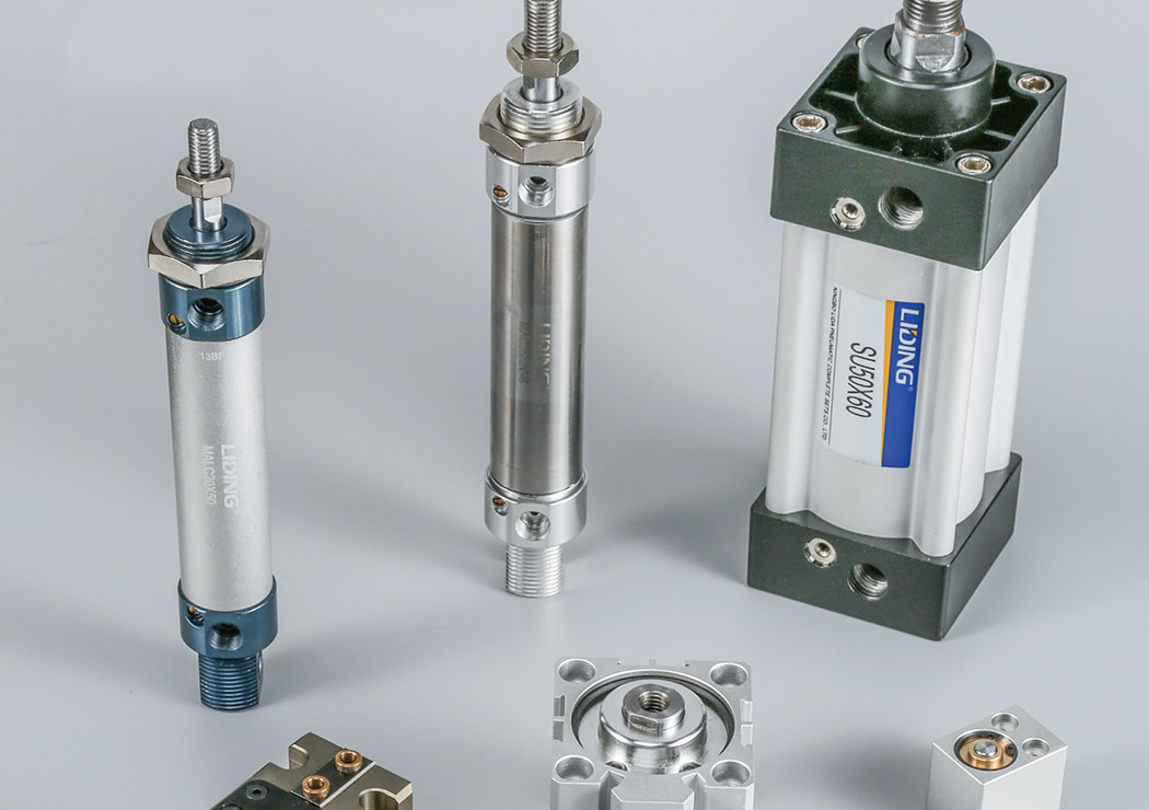 How to choose the size of standard cylinder